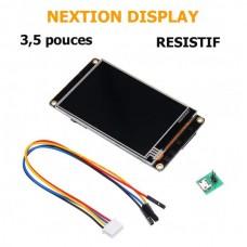 3,5 pouces NEXTION Ecran tactile RESISTIF intelligent USART