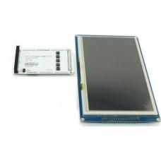 3,2 pouces Ecran et IHM intélligente TFT tactile + shield