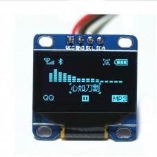 """0.96"""" IIC SPI Série 128X64 OLED LCD LED (Blue)"""