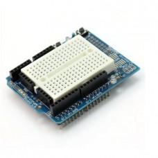 UNO Proto Prototype Shield + 170pts Breadboard